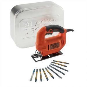 scie sauteuse Black and Decker KS501